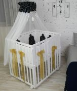 Colección FourSeasonsDream - Juego de cama - Ángel protector - Azul