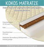 Kokos Matratze für Babybett