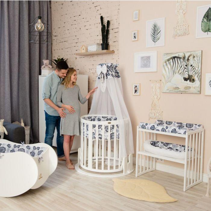 Configurador de cama de bébé - SmartGrow 7en1